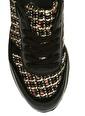 Black Pepper Sneakers Siyah